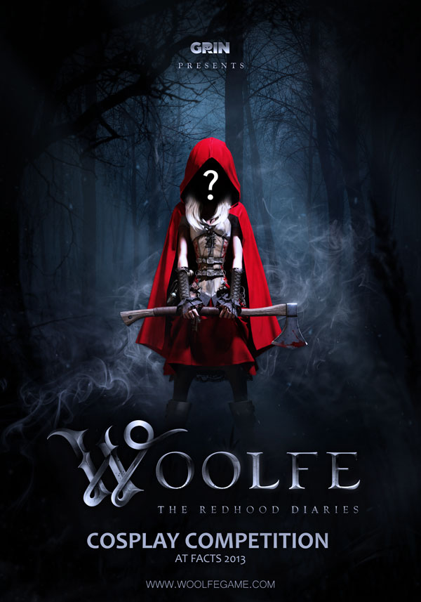 Finding Red Riding Hood Woolfe